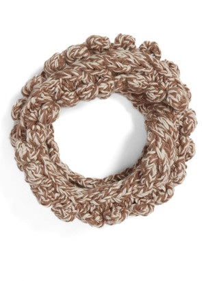 Collection XIIX Textured Knit Cowl Scarf $42 thestylecure.com