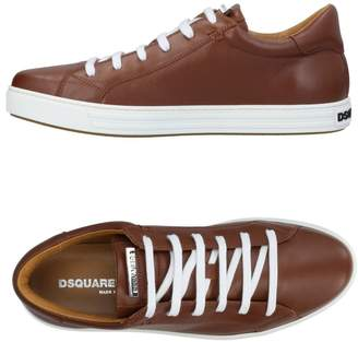DSQUARED2 Low-tops & sneakers - Item 11119822PT