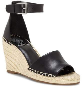b62c11001344 Vince Camuto Women s Leera Suede Espadrille Wedge Sandals