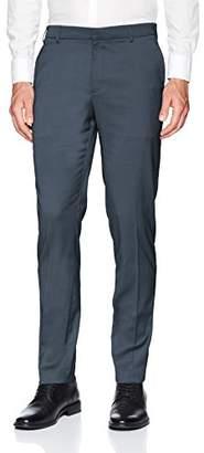 Perry Ellis Men's Portfolio Very Slim Fit Stretch Iridescent Pant