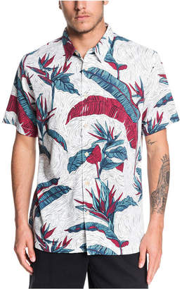 Quiksilver Waterman Men Under Warm Rain Woven