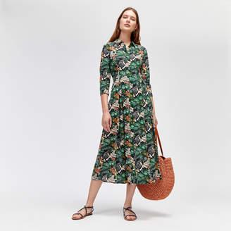 Warehouse Sahara Shirt Dress