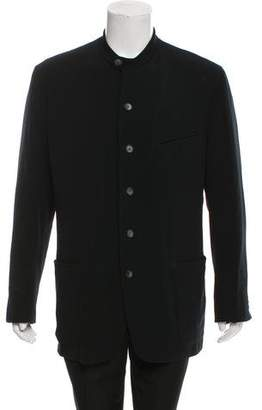 Giorgio Armani Lightweight Wool Jacket w/ Tags