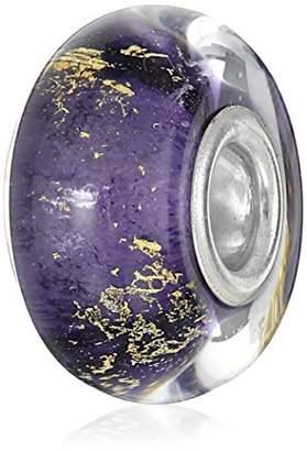 Murano Chamilia Gilded Age Purple Bead Charm