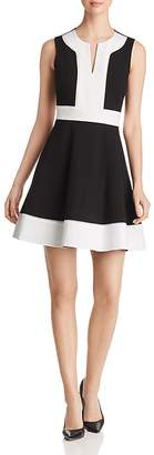 Kate Spade Color-Block Ponte Dress
