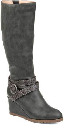 Journee Collection Women Comfort Extra Wide Calf Garin Boot Women Shoes