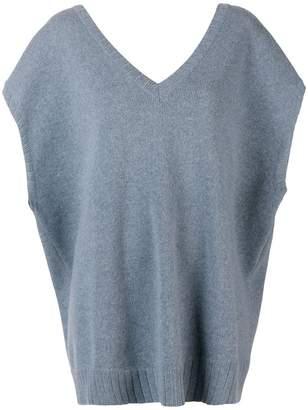Stella McCartney cap sleeve sweater