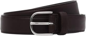 Club Monaco Leather Belt