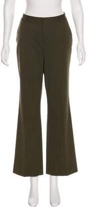 Lauren Ralph Lauren Wool Mid-Rise Pants