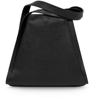 Akris Alex Medium Seamed Bucket Tote Bag