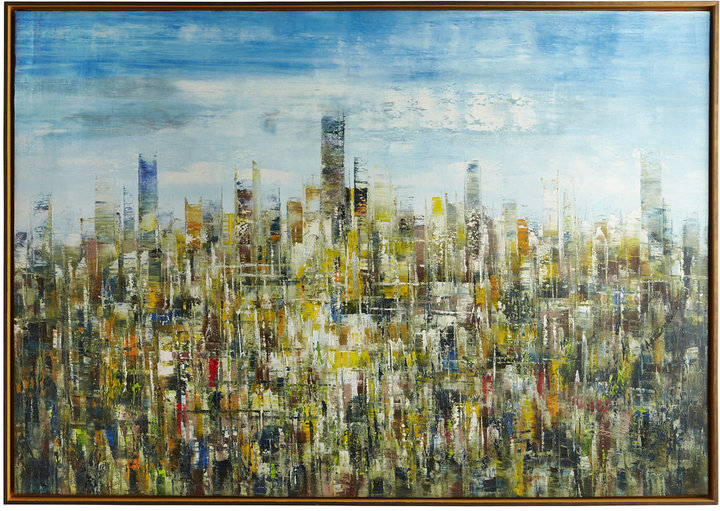 "John-Richard Collection Window of the Morning"" Jinlu Abstract"