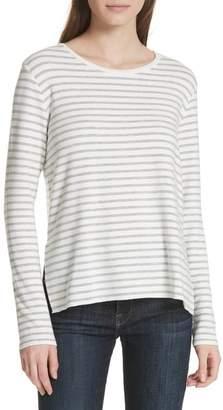 Majestic Stripe Sweatshirt