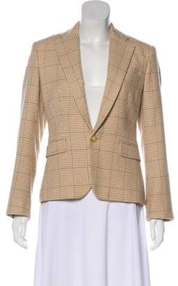 Ralph Lauren Wool blend Long Sleeve Blazer