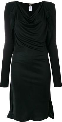 Jean Paul Gaultier Pre-Owned draped midi dress