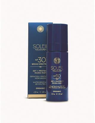 Soleil Toujours Organic Set + Protect Micro Mist SPF30