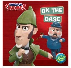 Sherlock Gnomes On the Case Book