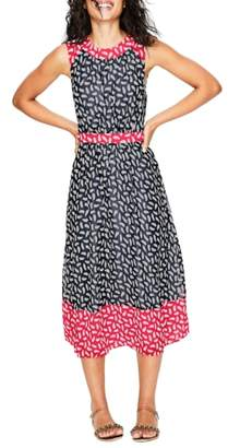 Boden Sylvie Print Sleeveless Dress