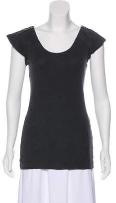 Dolce & Gabbana Sleeveless Knit Top Grey Sleeveless Knit Top