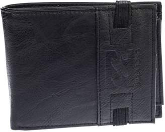 Billabong 2 Bi-fold Wallets with CC, Note and Coin Pockets ~ Locked