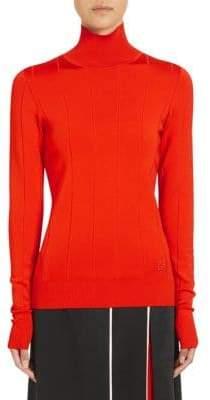Givenchy Basic Turtleneck Sweater