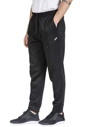 Avia Men's Poly-Fleece Zip Pocket Jogger Pant