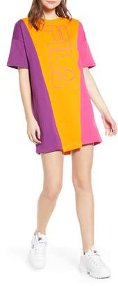 Fila Prima Colorblock T-Shirt Dress