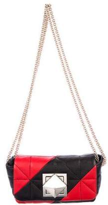 Sonia Rykiel Mini Striped Crossbody Bag