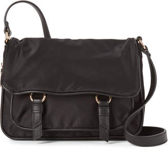 Urban Expressions Black Gambit Crossbody