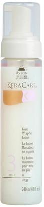 KeraCare by Avlon Foam Wrap Setting Lotion (8oz)