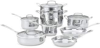 Cuisinart Contour Stainless Cookware Set (13 PC)