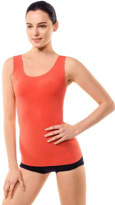 d5aaac683 MD Shapewear Womens Tank Tops Body Shaper Camisole For Tummy Waist And Hips