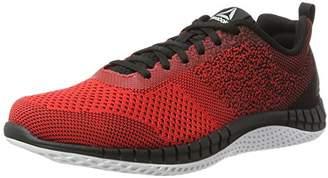 Reebok Men's Print Run Prime Ultraknit Training Shoes, (Primal Red/Black/White/Pewter)