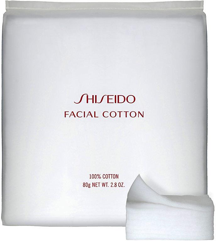 Shiseido Women's Facial Cotton