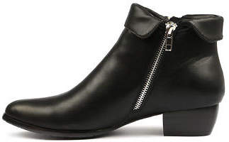 I Love Billy New Tashele Black Womens Shoes Casual Boots Ankle
