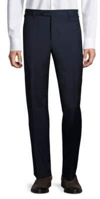 Zanella Virgin Wool Trousers