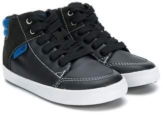 Geox (ジェオックス) - Geox Kids ankle lace-up sneakers