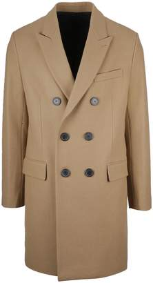 Ami Alexandre Mattiussi Double Breasted Coat