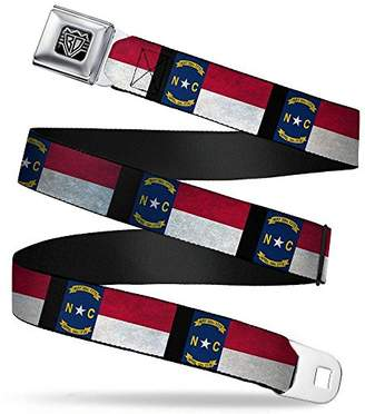 """Buckle-Down Seatbelt Belt - - 1.5"""" Wide - 24-38 Inches in Length"""