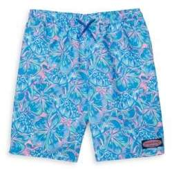Vineyard Vines Tropical Turtles Shorts