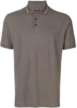 Ermenegildo Zegna simple polo shirt