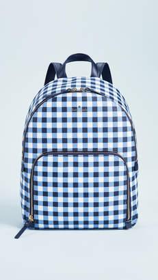 Kate Spade Hyde Lane Gingham Hartley Backpack