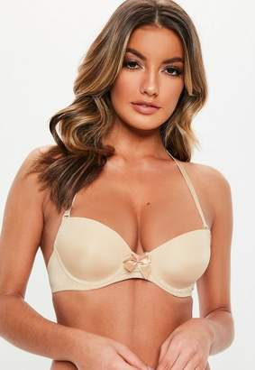 Missguided Nude Multiway Bra
