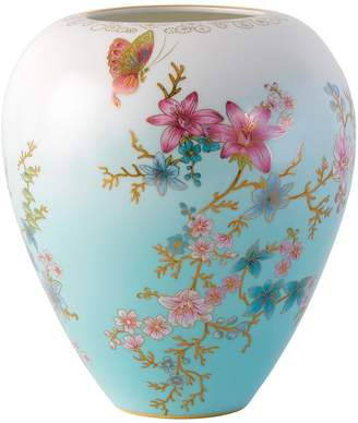 Wedgwood Limited Edition Prestige Jade Bouquet Vase