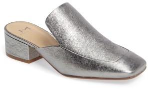 Marc Fisher Women's Lailey Block Heel Mule
