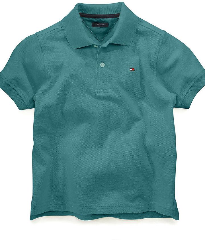Tommy Hilfiger Shirt, Boys Ivy Polo Shirt