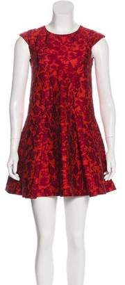 Christian Dior Jacquard Mini Dress
