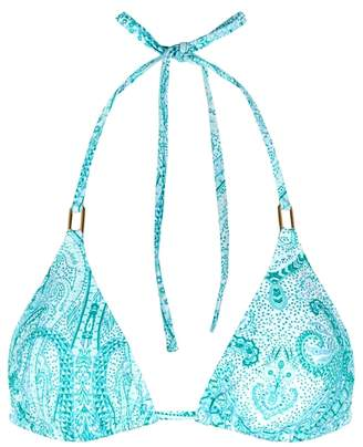 3b0e066be1 at Harvey Nichols · Melissa Odabash Cancun Printed Bikini Top