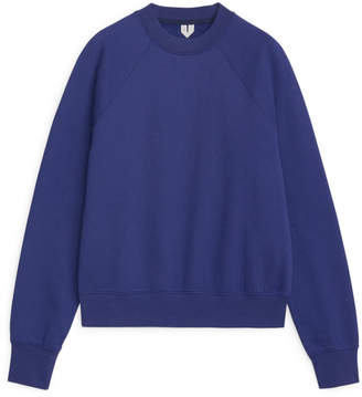 Arket Pima Cotton Sweatshirt