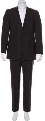Gucci Wool & Mohair Suit