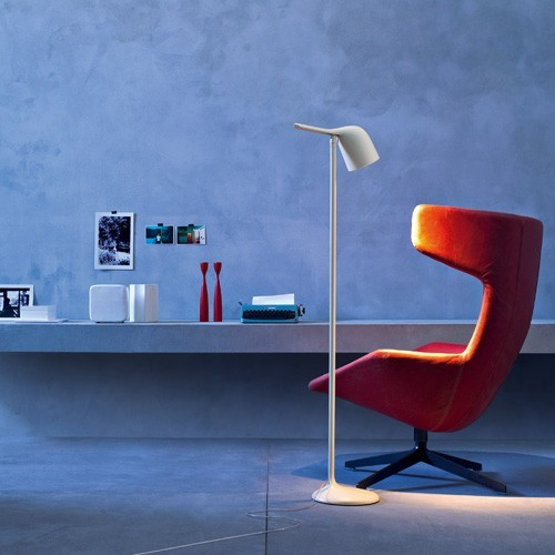Foscarini Colibri Reading Floor Lamp